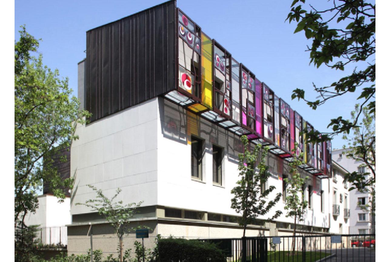 Projet equipement École Boulle 2 par Atelier JS Tabet