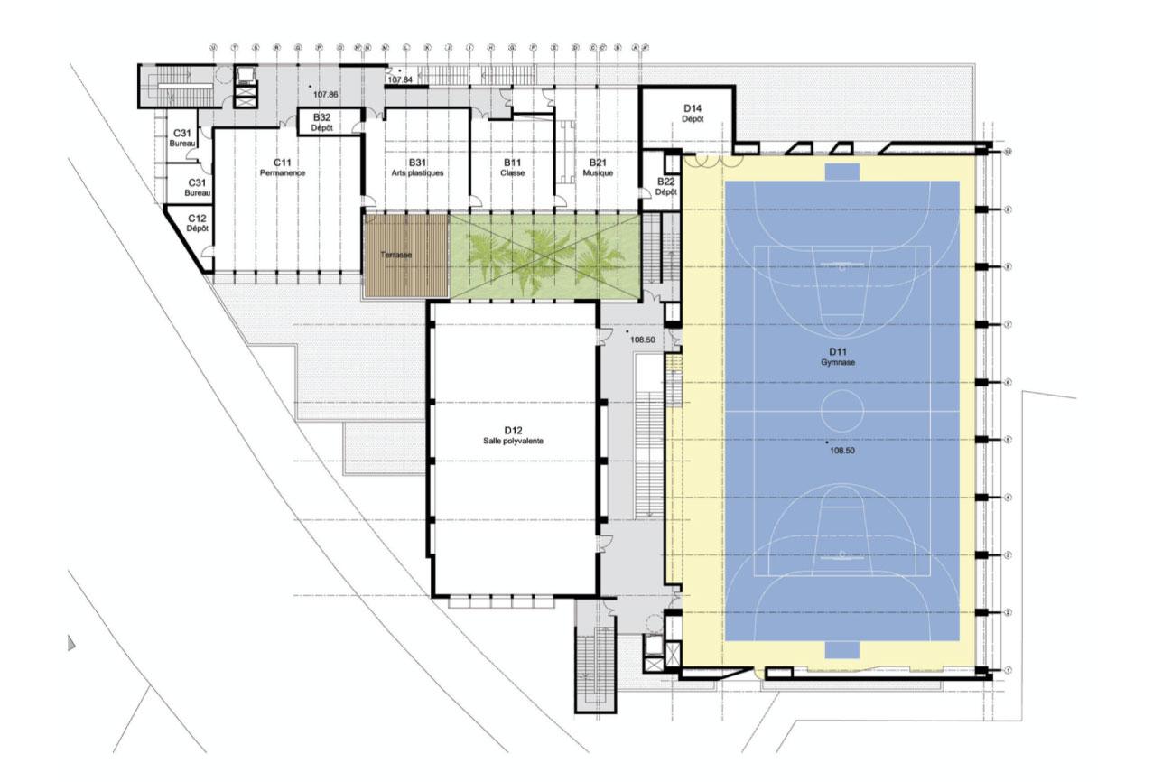 Projet equipement CPF11 par Atelier JS Tabet