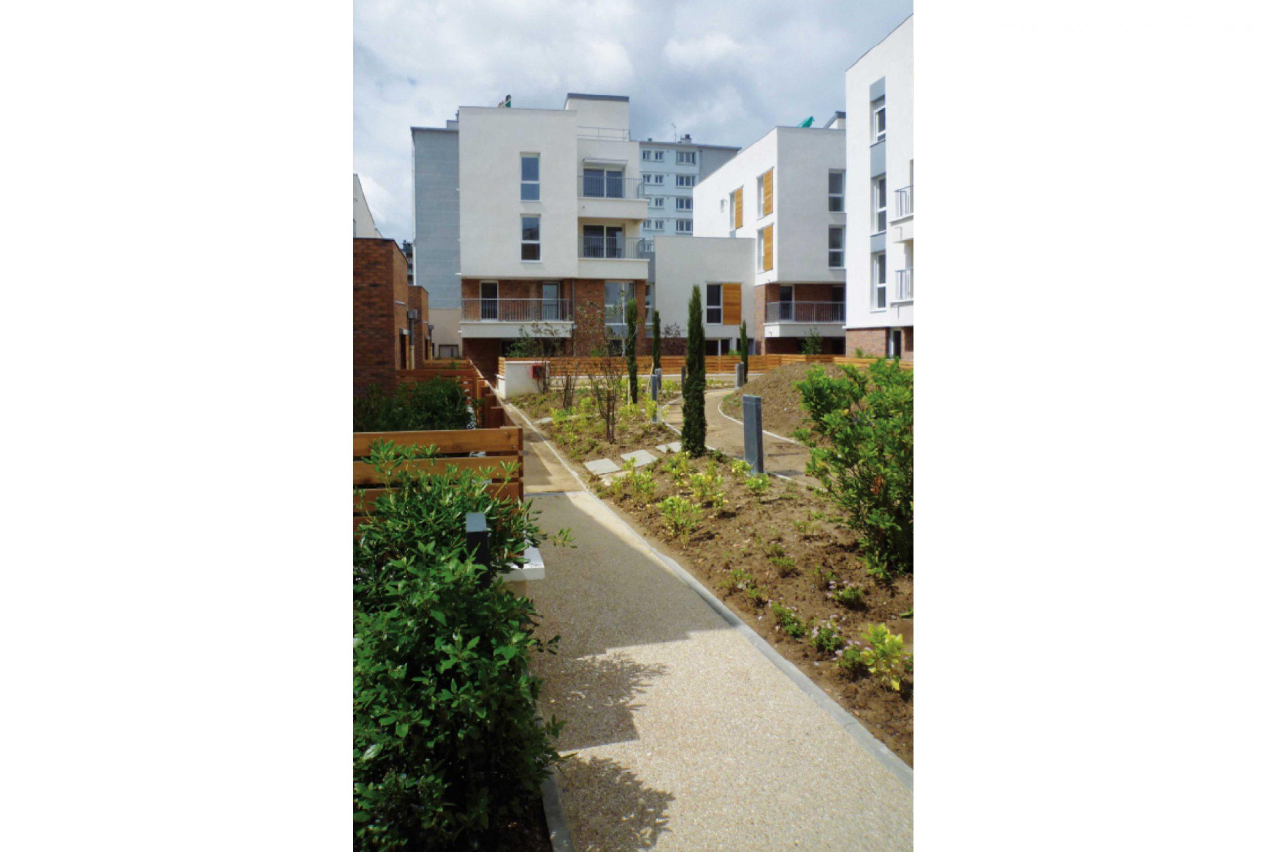 Projet logement Cachin 1 par Atelier JS Tabet