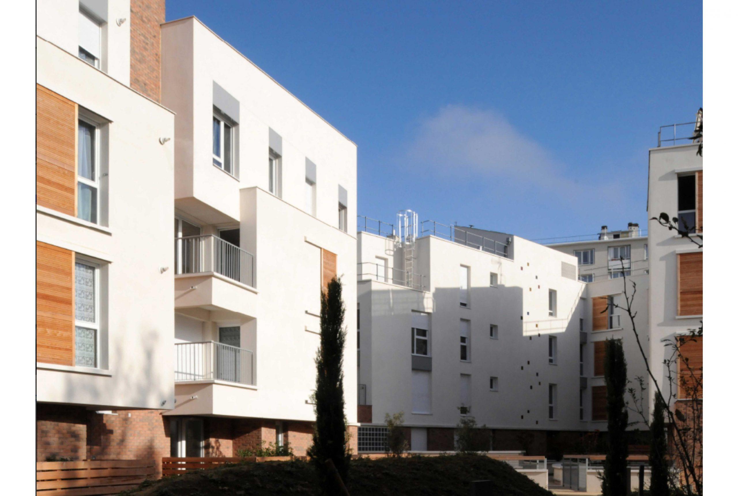 Projet logement Cachin 3 par Atelier JS Tabet