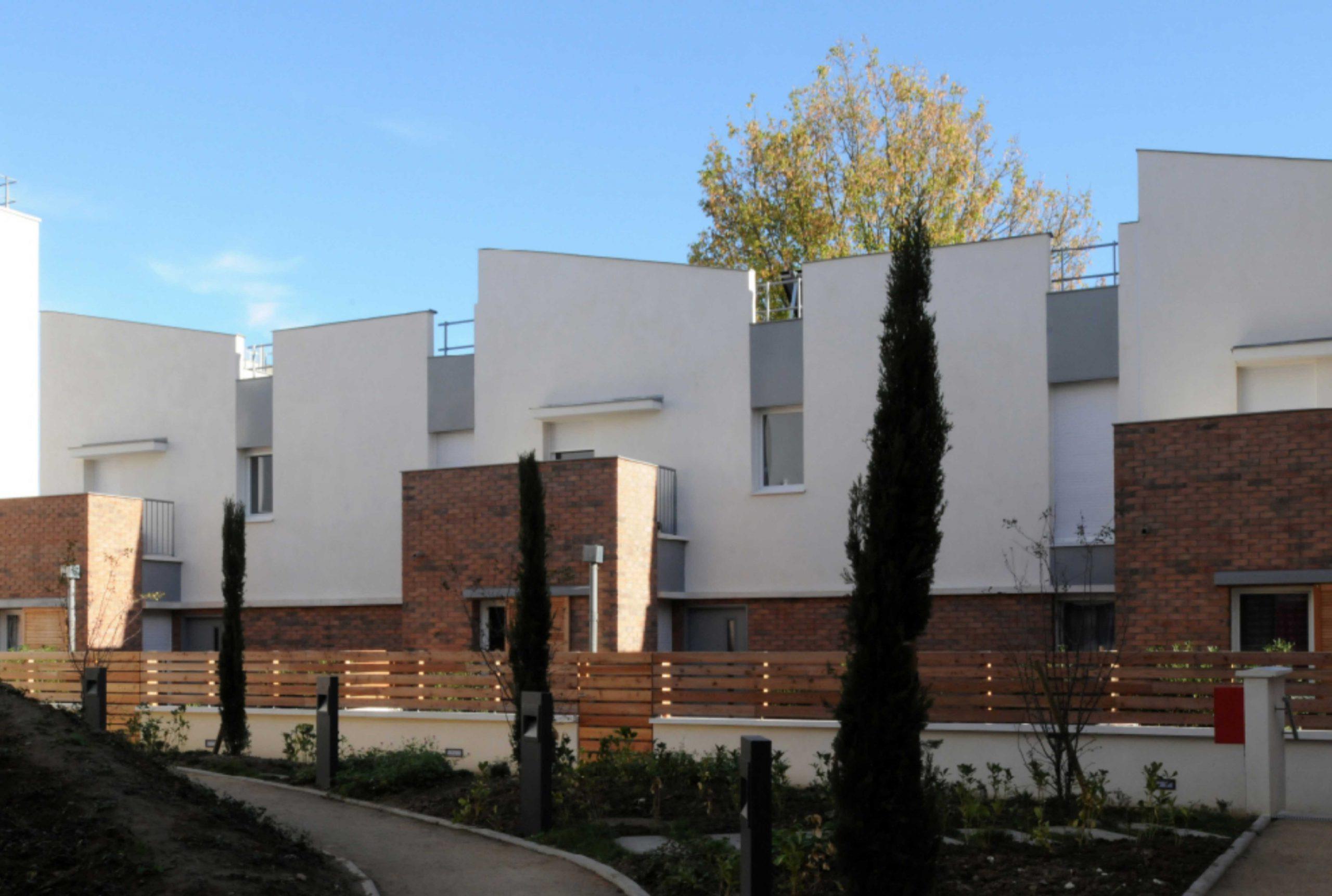 Projet logement Cachin 4 par Atelier JS Tabet