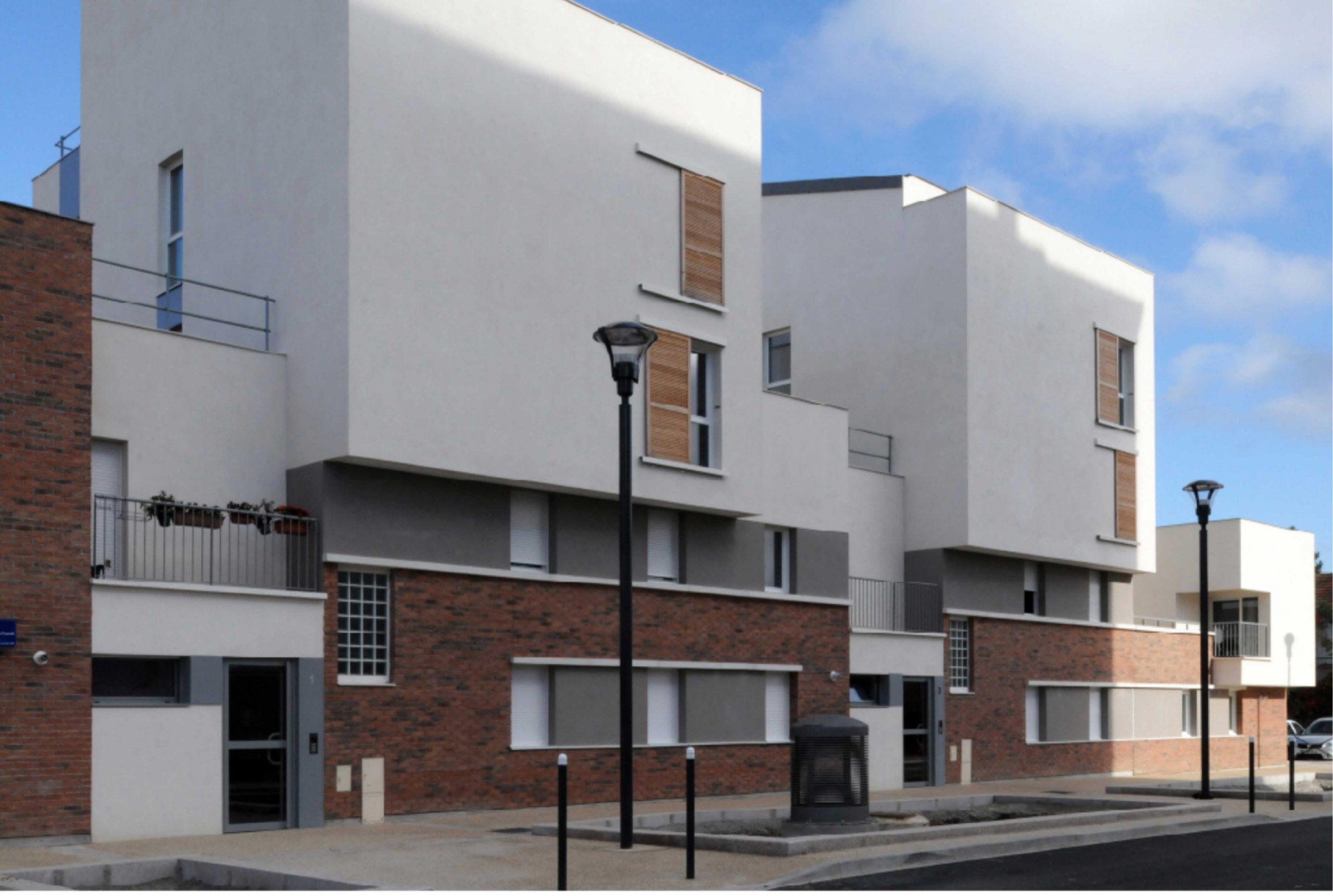 Projet logement Cachin 6 par Atelier JS Tabet