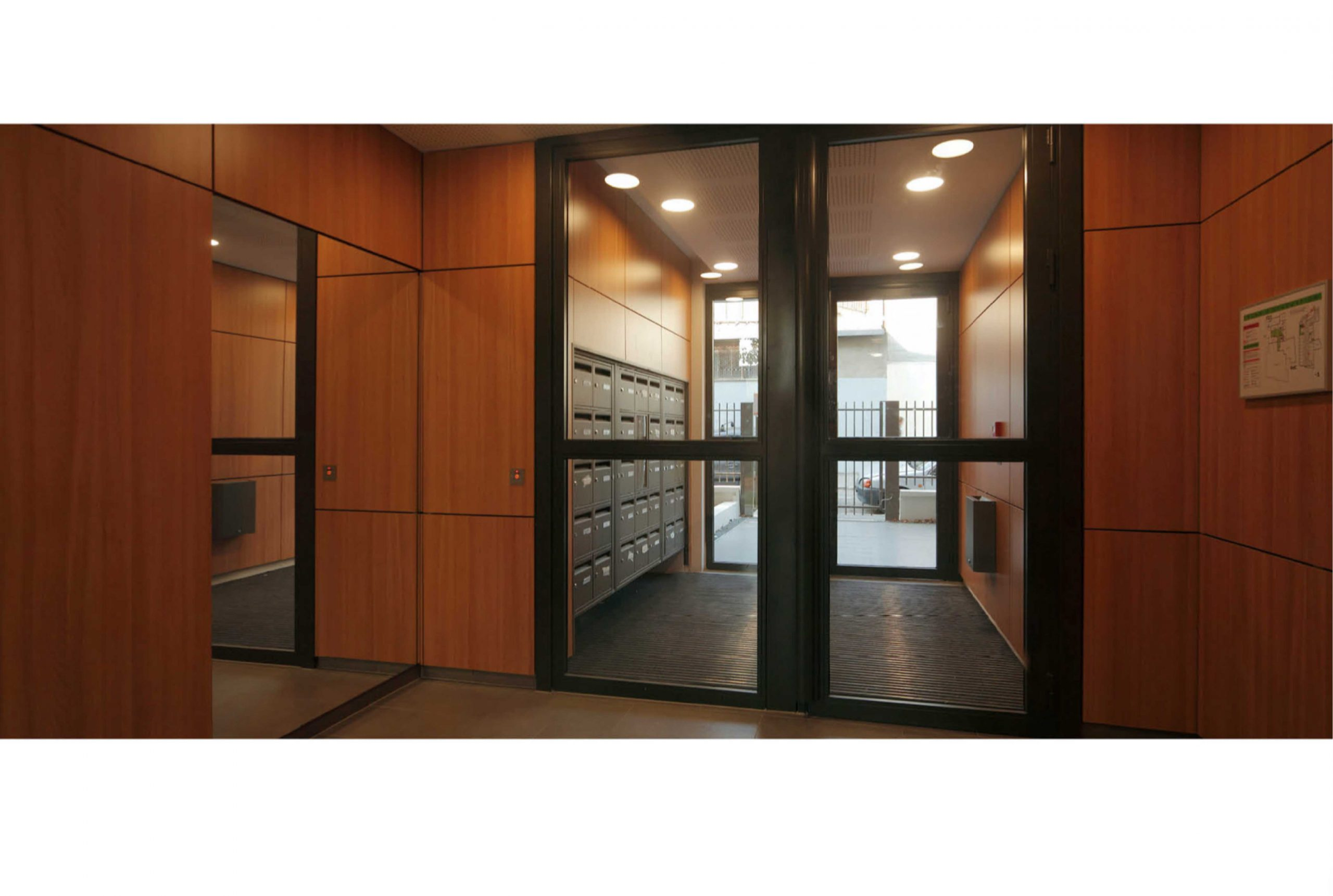 Projet logement Caillots 3 par Atelier JS Tabet