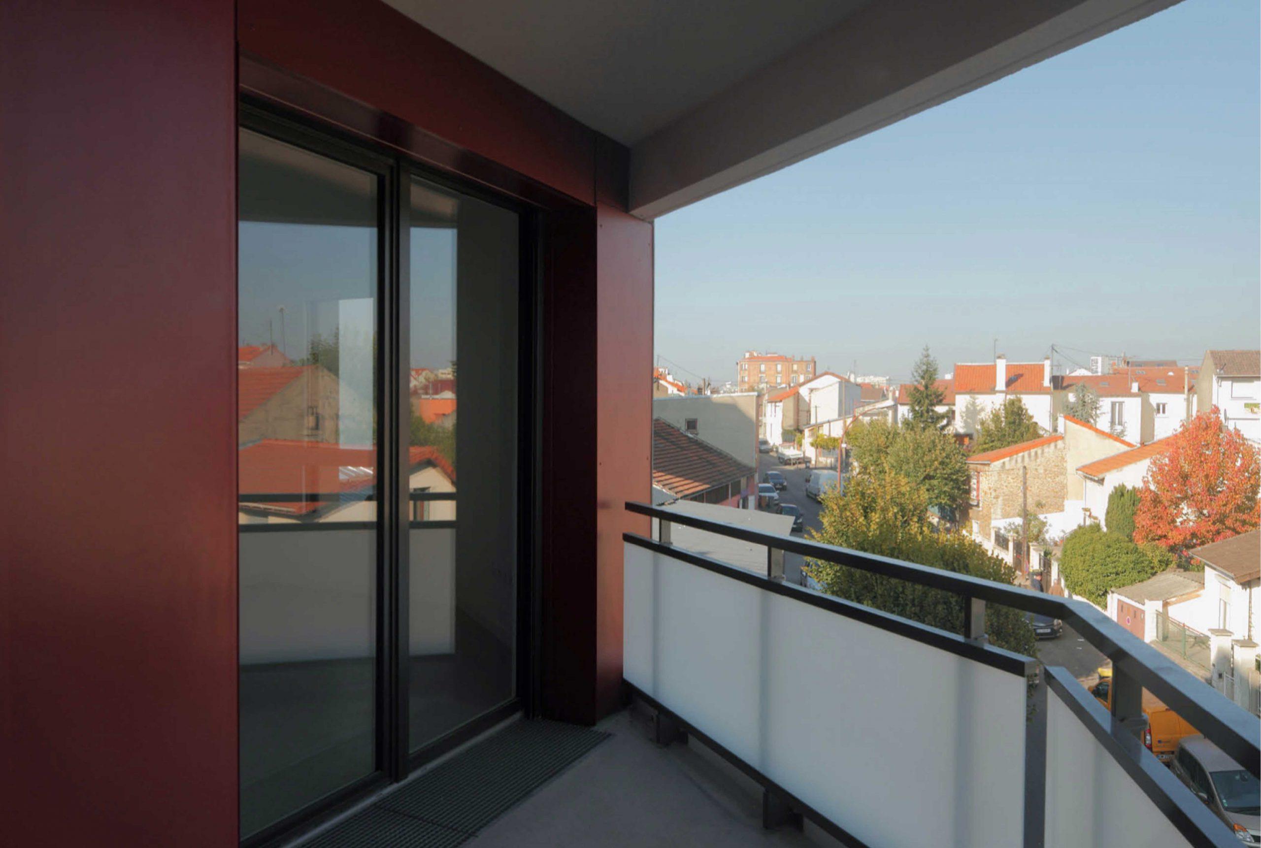 Projet logement Caillots 6 par Atelier JS Tabet