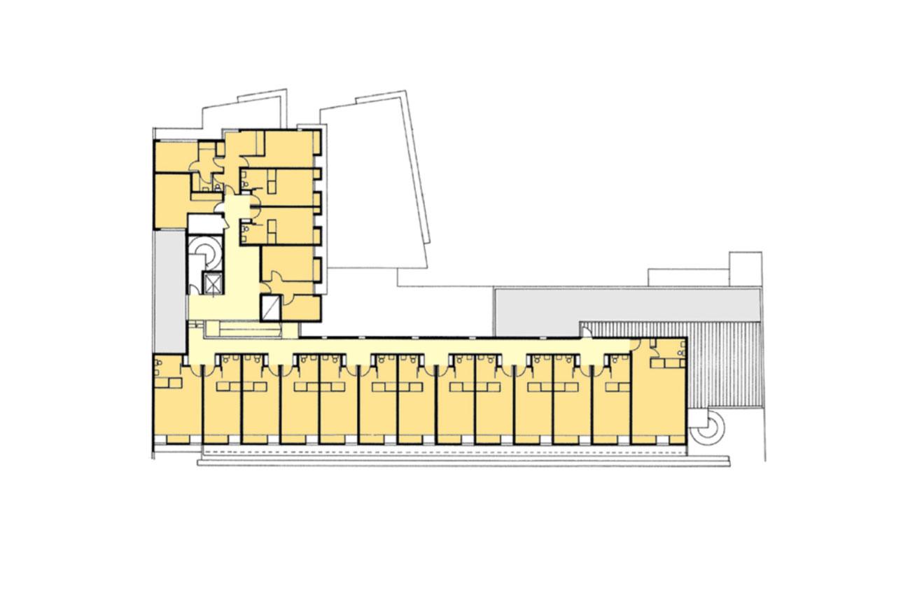 Projet equipement Forest 6 par Atelier JS Tabet