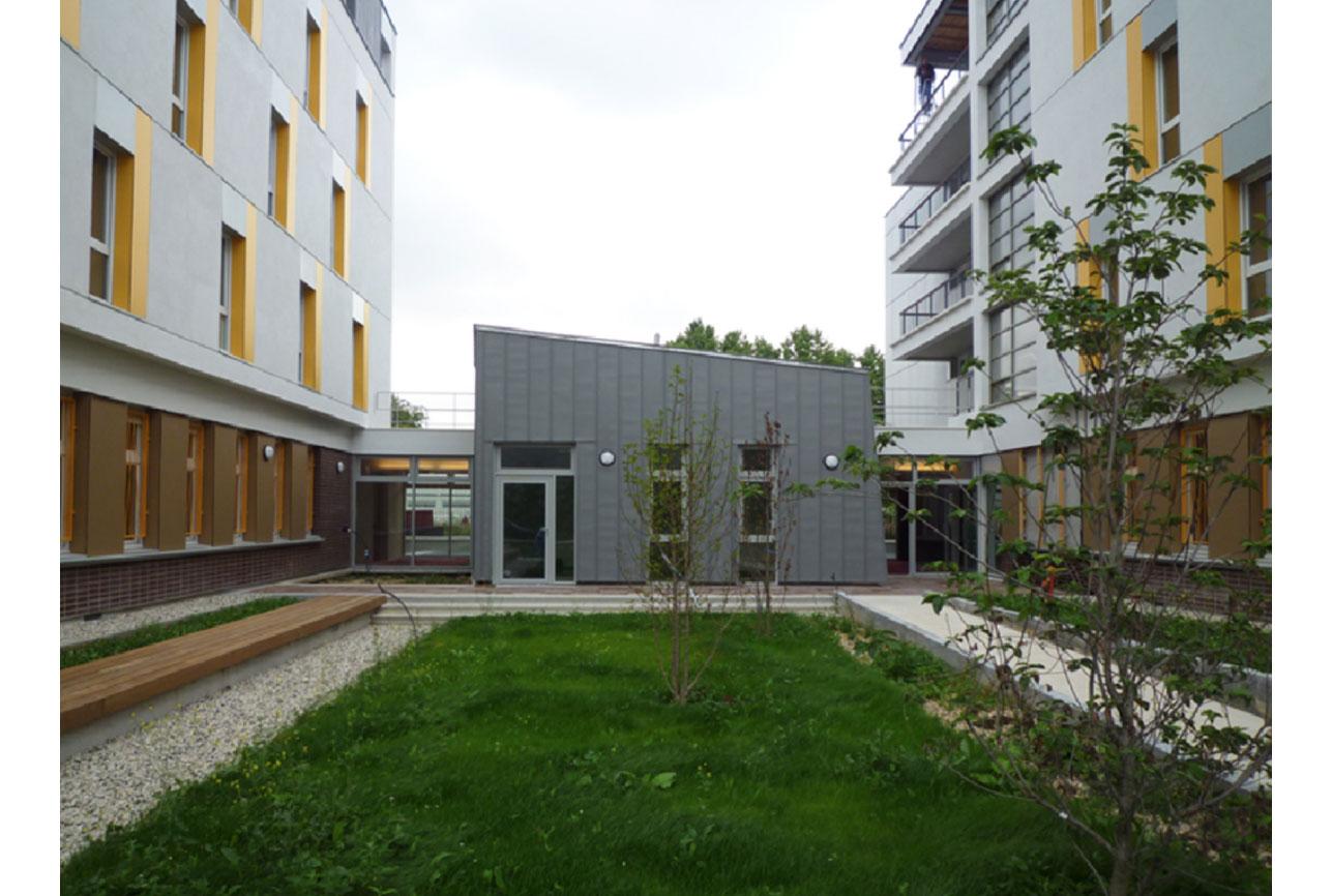 Projet foyer Frida 5 par Atelier JS Tabet