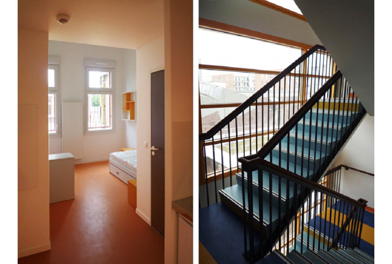 Projet foyer Frida 7 par Atelier JS Tabet