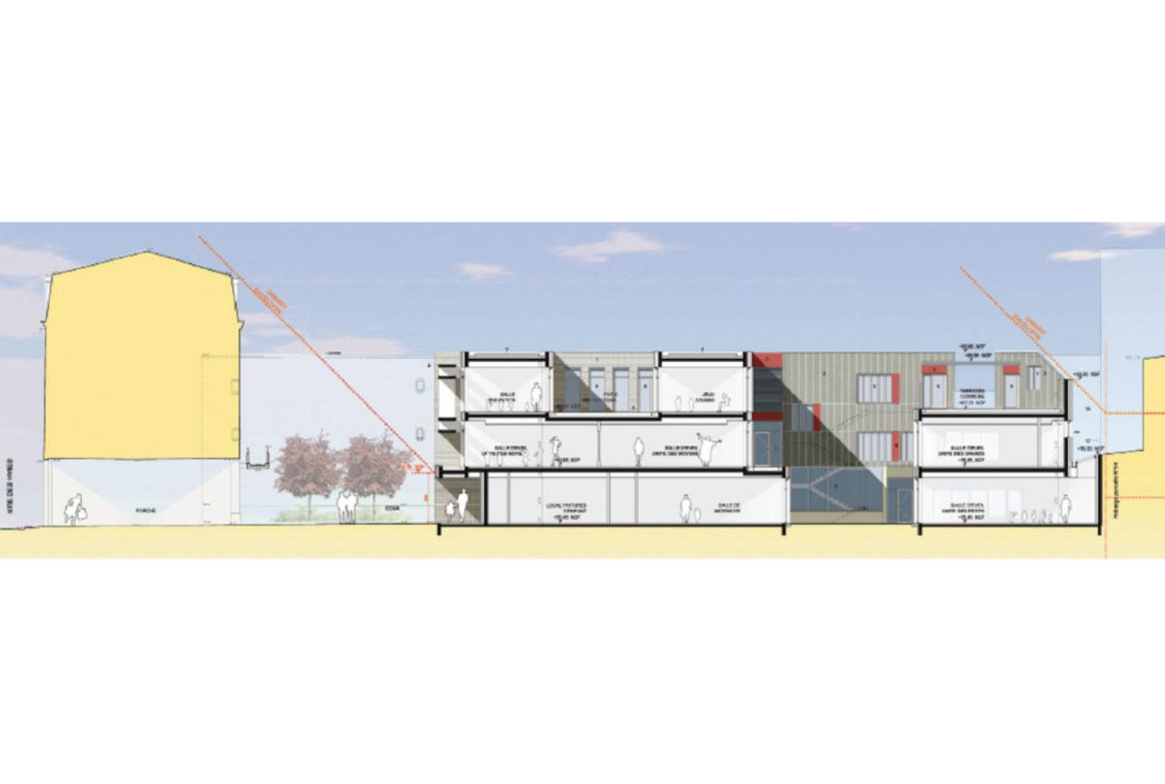 Projet equipement Haies 7 par Atelier JS Tabet