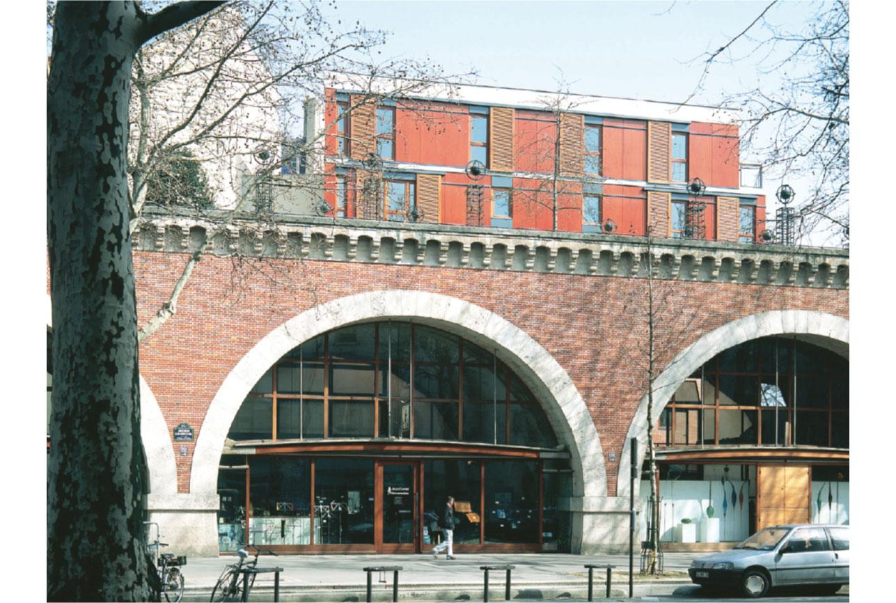 Projet logement Hennel 1 par Atelier JS Tabet