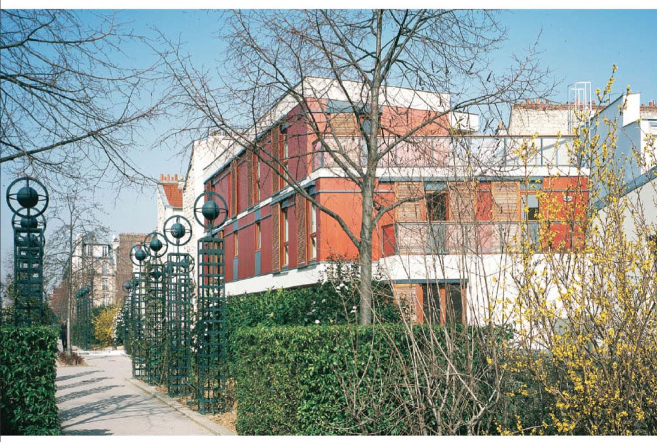 Projet logement Hennel 2 par Atelier JS Tabet