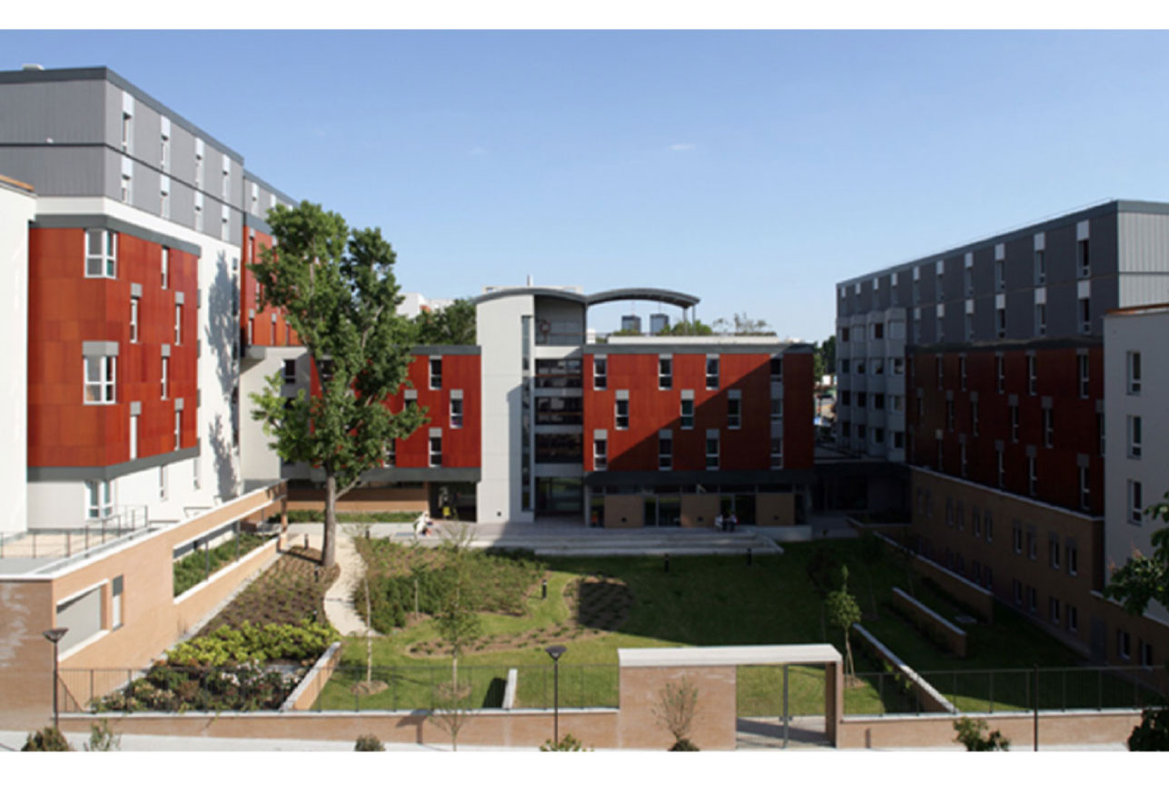 Projet foyer Lila 3 par Atelier JS Tabet
