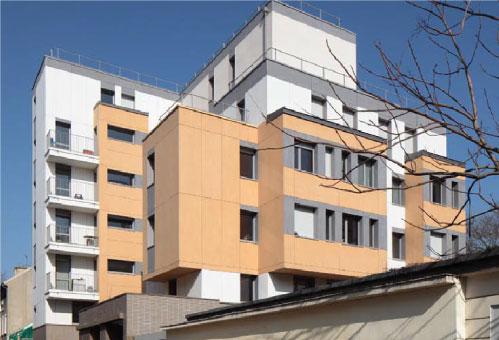 Montreuil Maison des Babayagas
