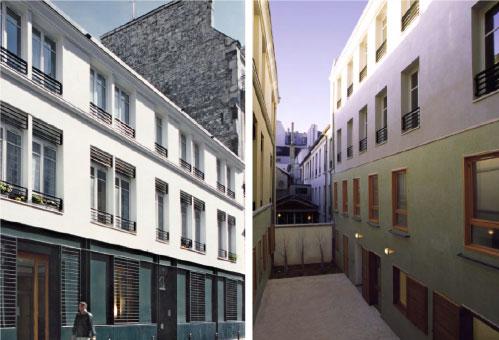 Rue de Nancy