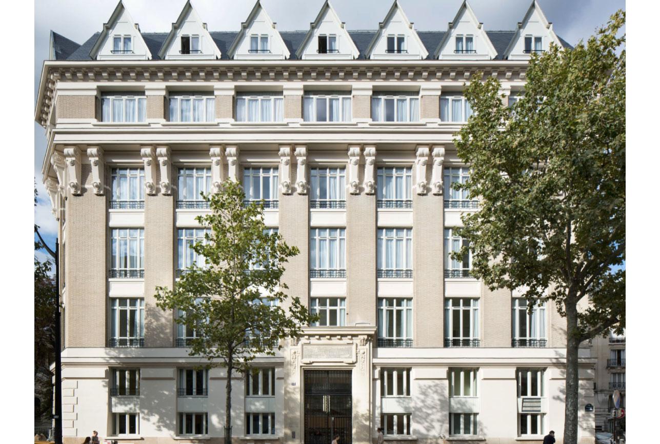 Projet rehabilitation Montparnasse 1 par Atelier JS Tabet