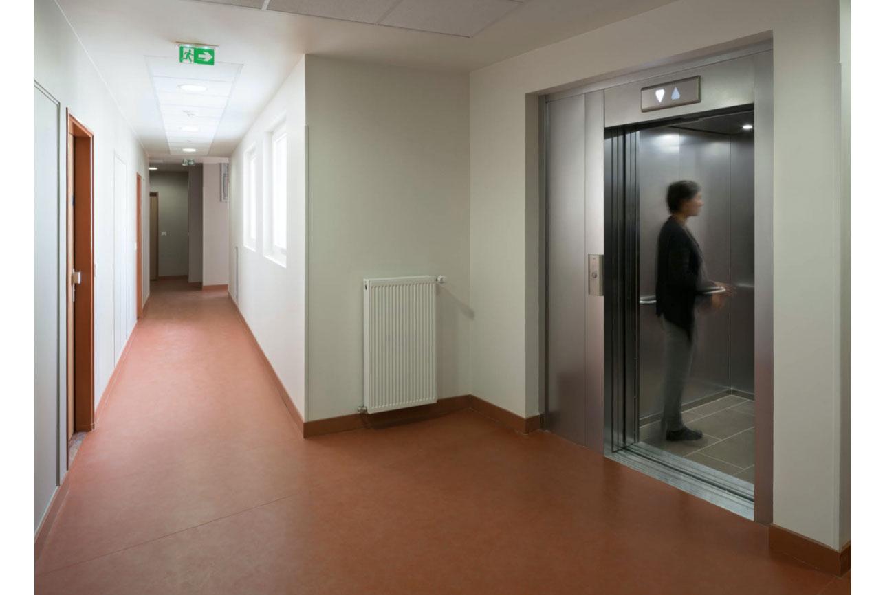 Projet rehabilitation Montparnasse 5 par Atelier JS Tabet