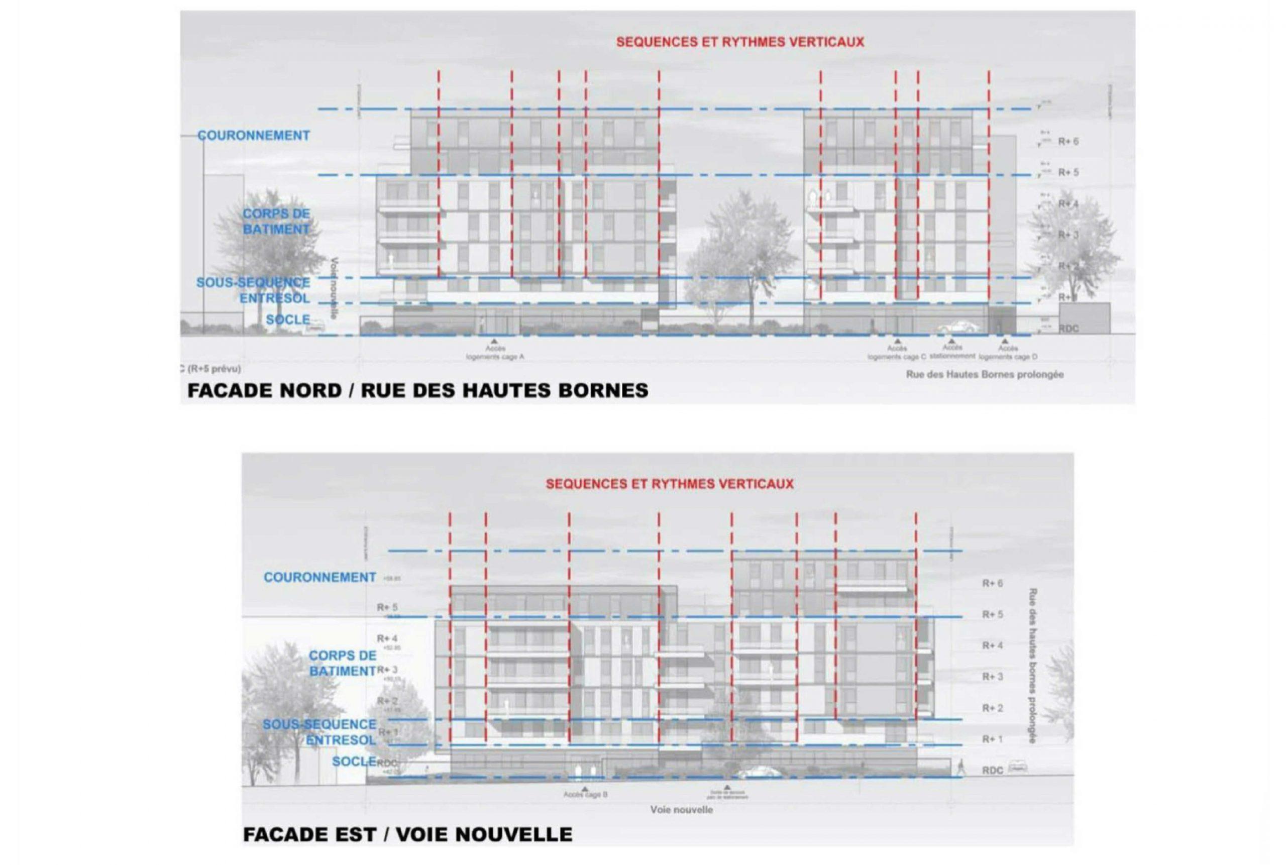 Projet logement Orly Calmette 4 par Atelier JS Tabet