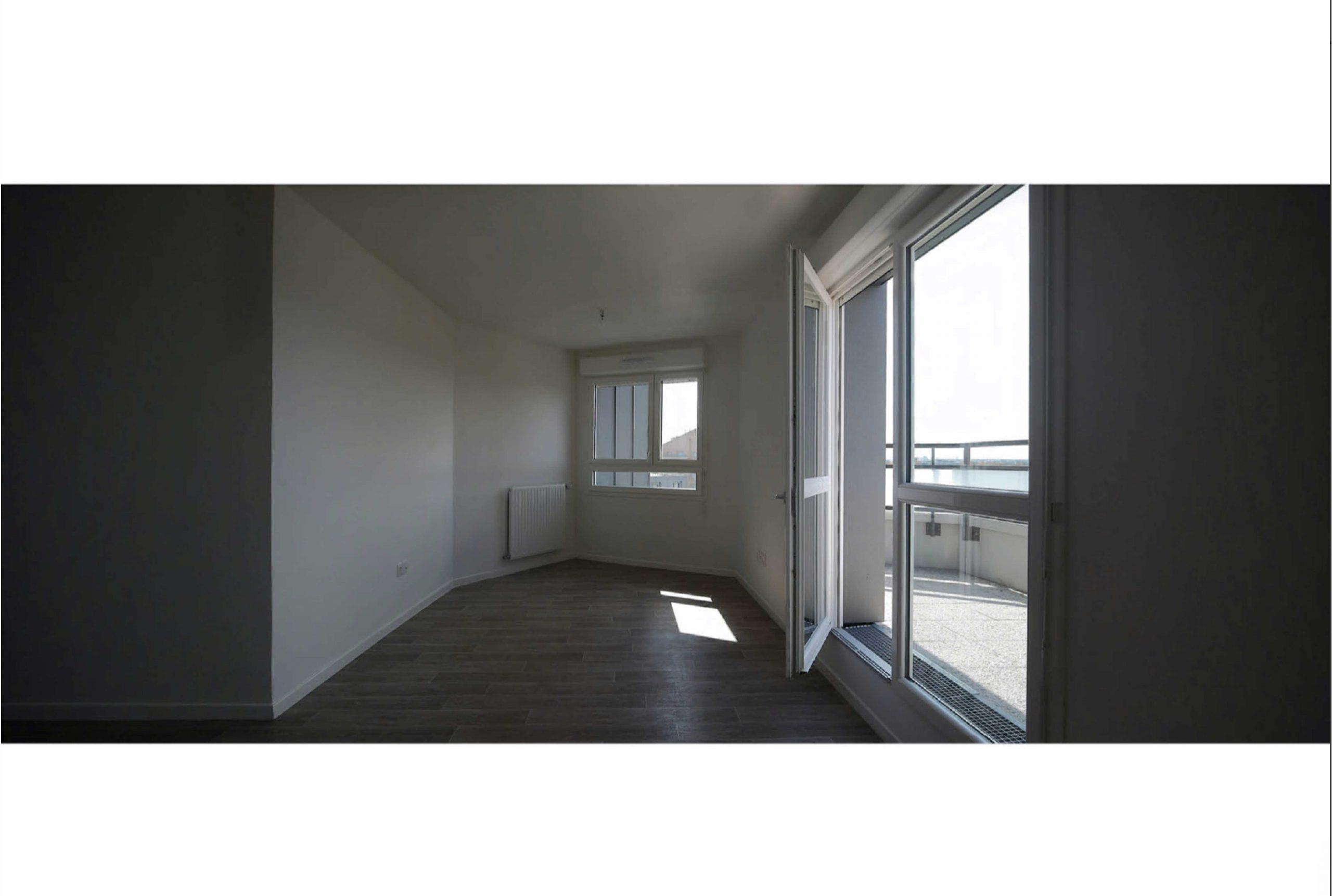 Projet logement Petit Nanterre 5 par Atelier JS Tabet