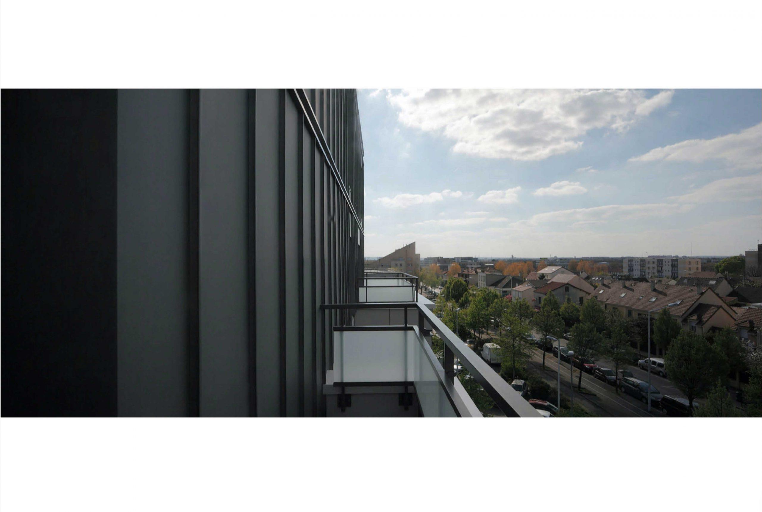 Projet logement Petit Nanterre 6 par Atelier JS Tabet