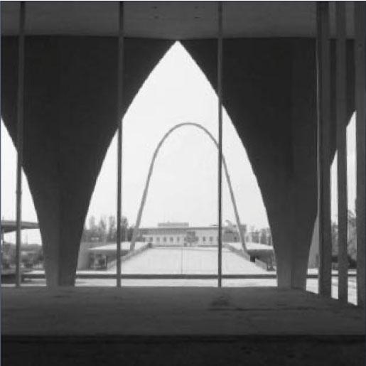 Foire Internationale d'Oscar Niemeyer à Tripoli