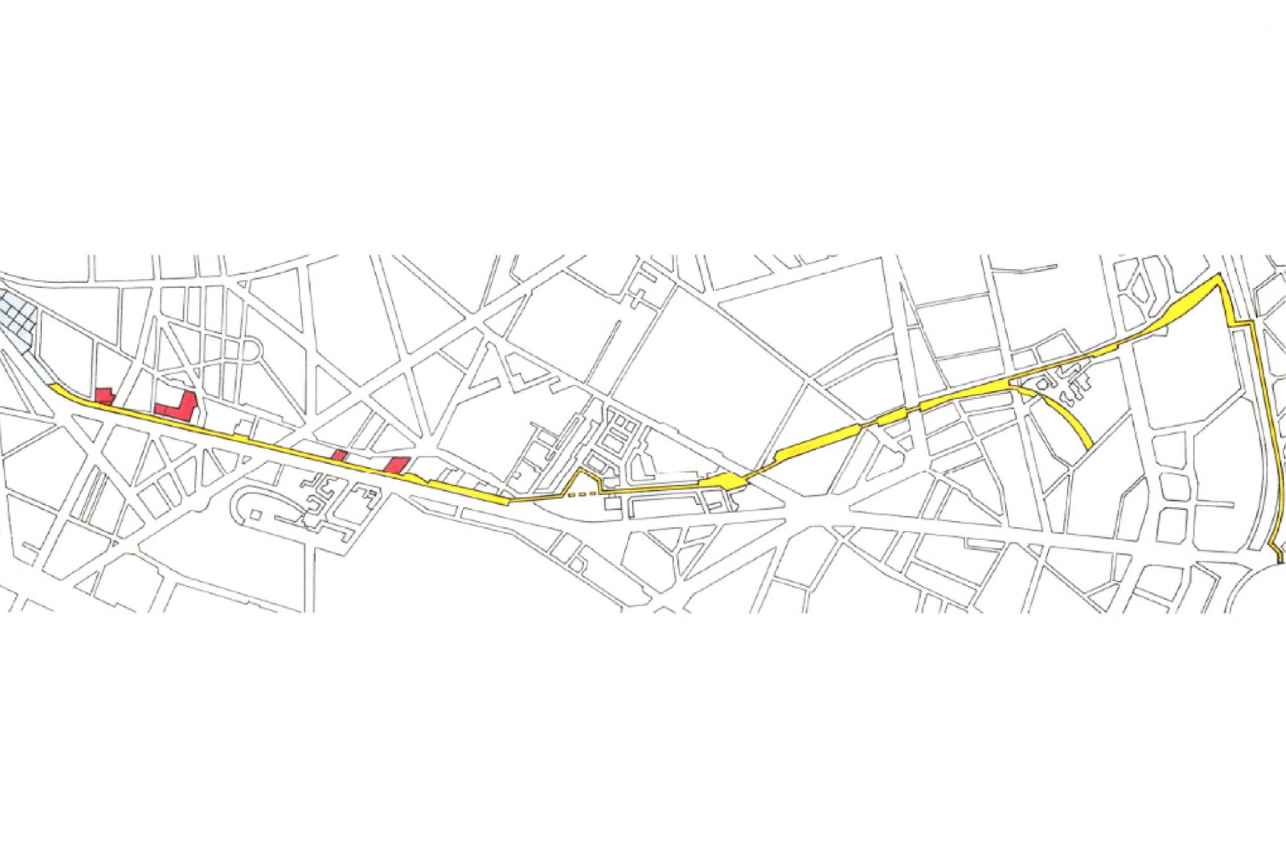 Projet urbanisme Promenade Plantée 2 par Atelier JS Tabet