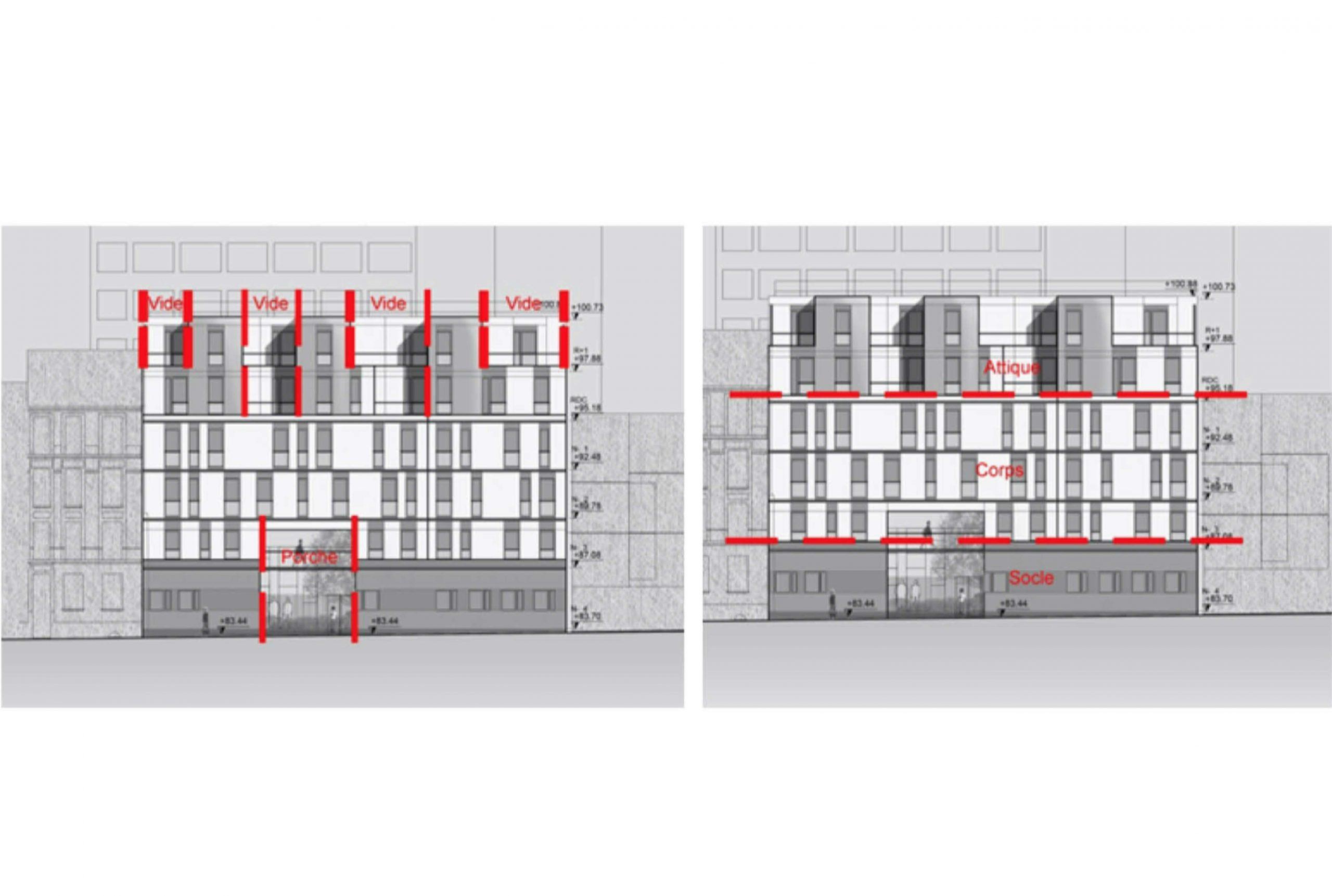 Projet logement Pyrénées Cascades 4 par Atelier JS Tabet
