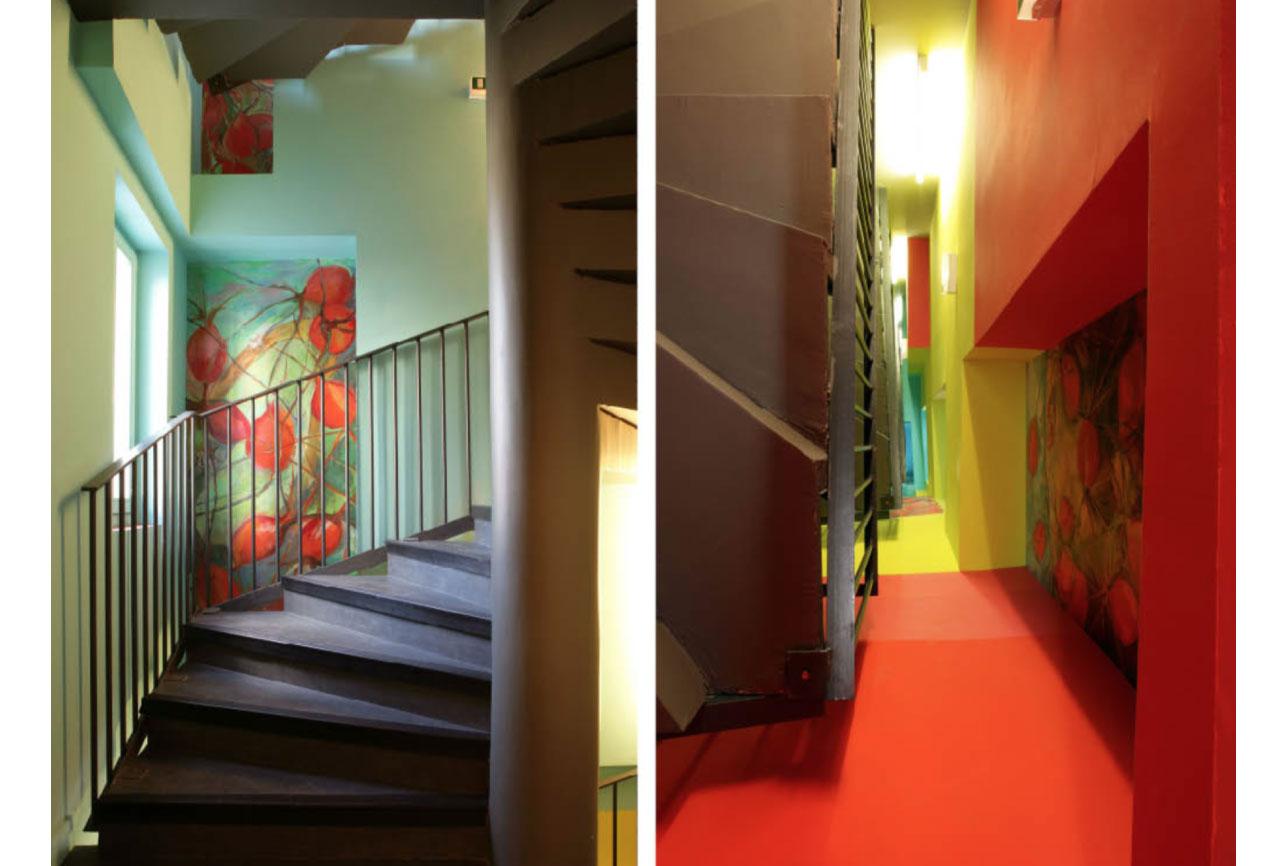 Projet rehabilitation Rue-Bonaparte par Atelier JS Tabet