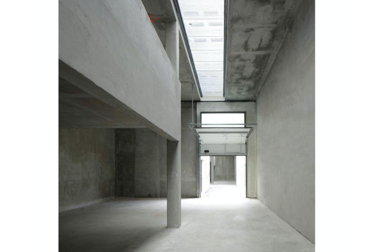 Projet urbanisme Rueil pôle culturel artisanal 7 par Atelier JS Tabet