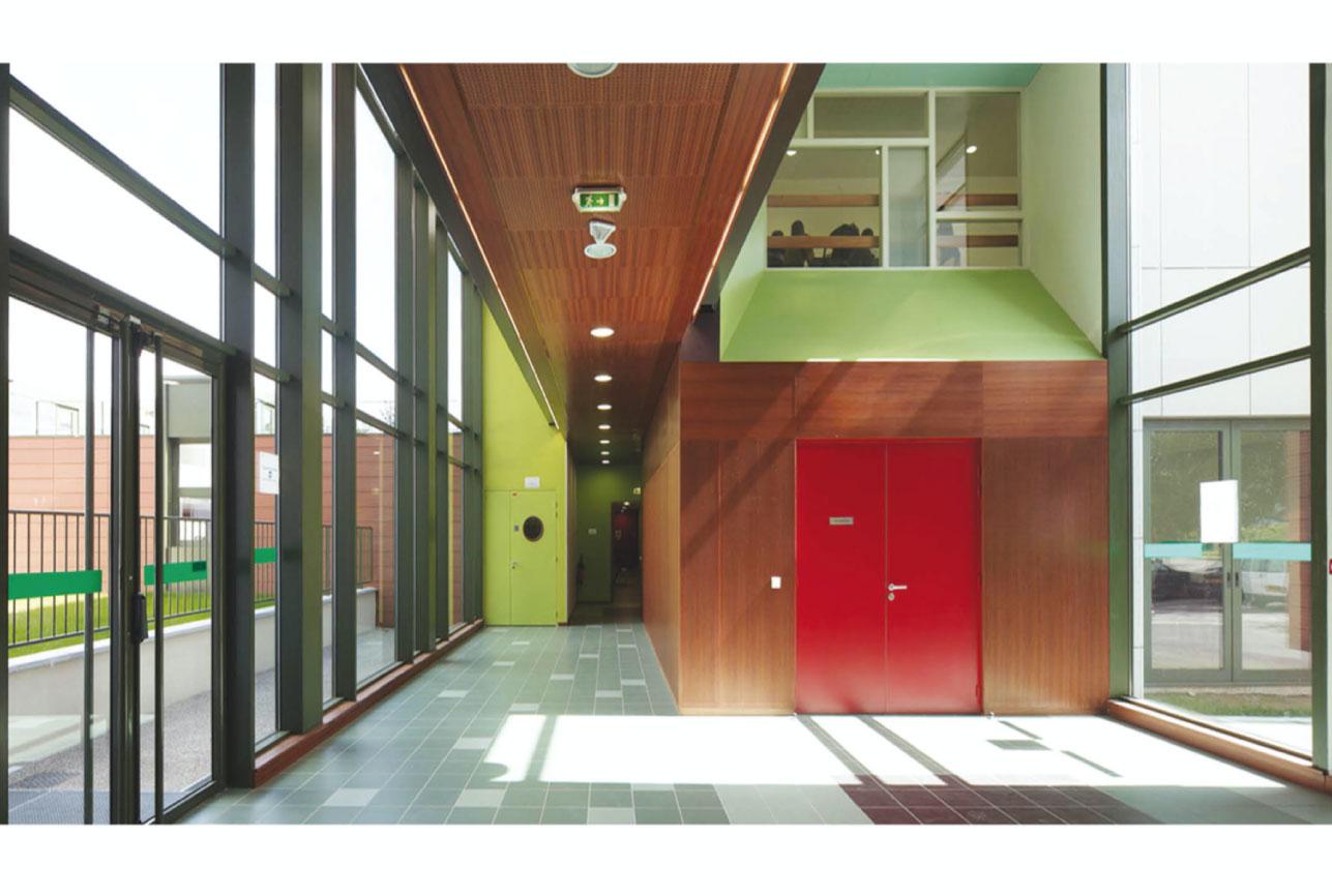 Projet urbanisme Rueil pôle culturel artisanal 8 par Atelier JS Tabet
