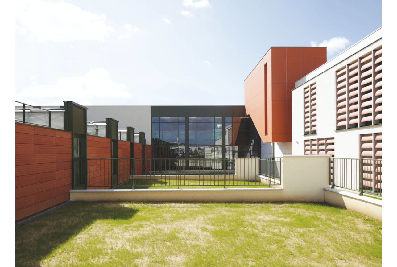Projet urbanisme Rueil pôle culturel artisanal 9 par Atelier JS Tabet