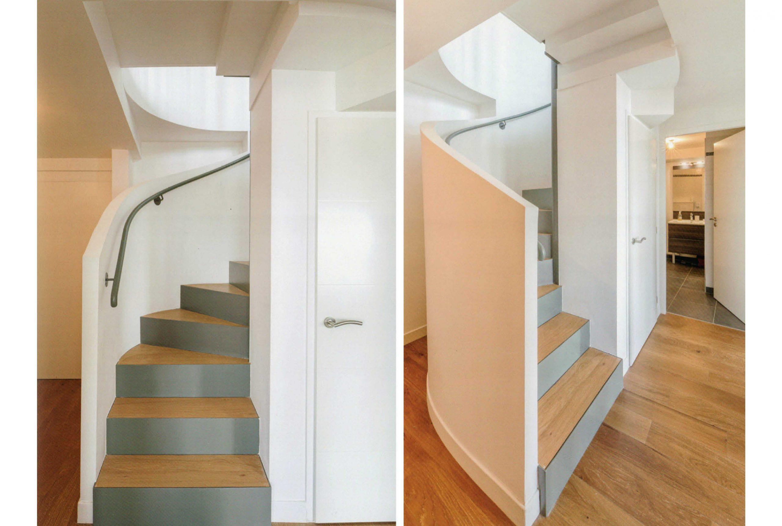 Projet logement Tombe Issoire 4 par Atelier JS Tabet