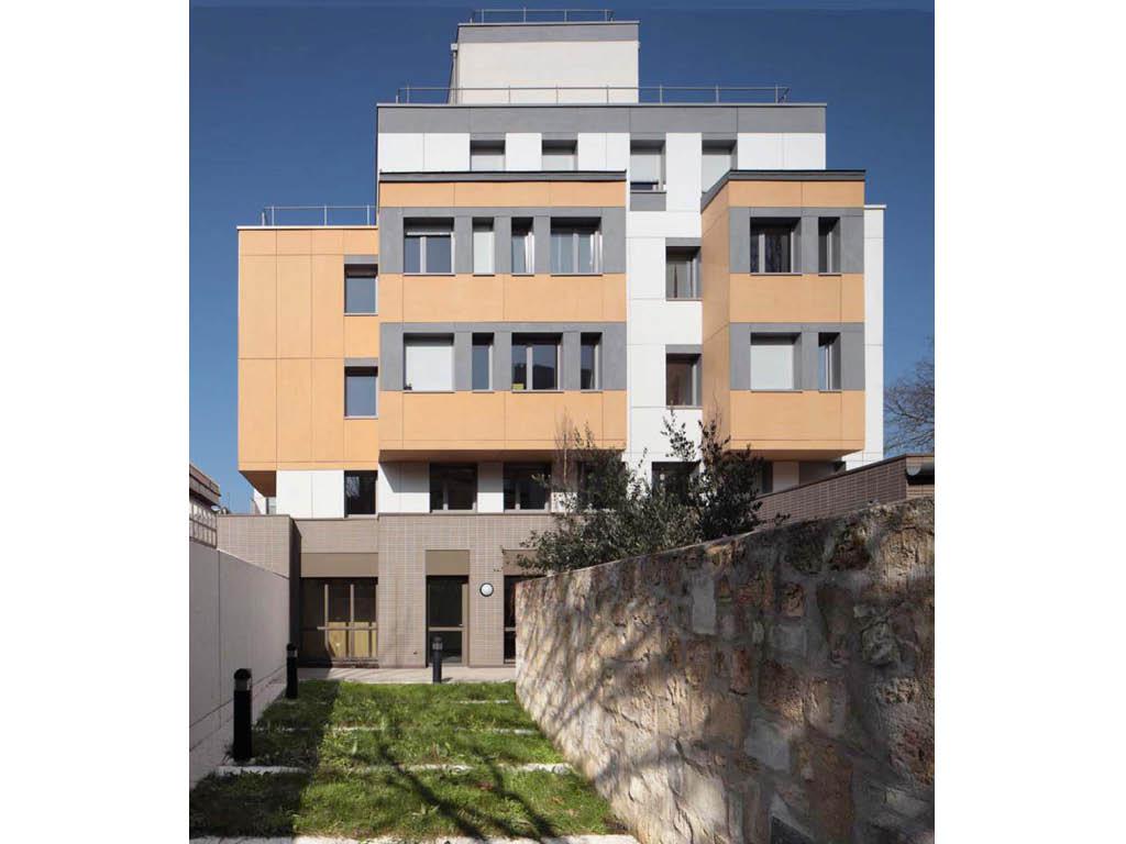 Projet foyer Babayaga 3 par Atelier JS Tabet